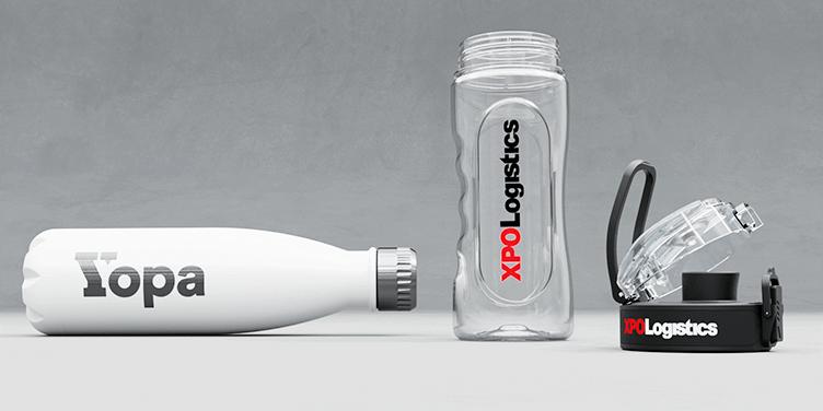 Flasky - How Do We Add Your Logo?